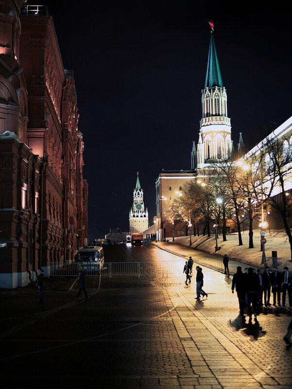 Кремль, исторический музей
