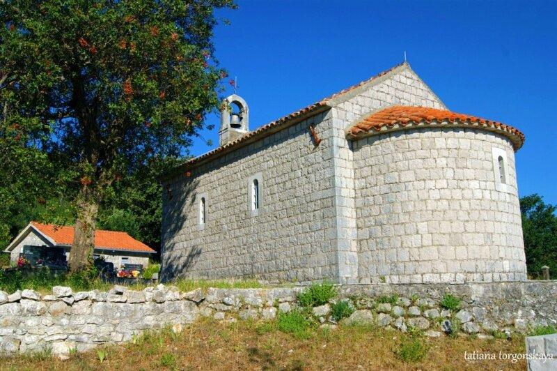 Церковь Св. Георгия в Жвинье