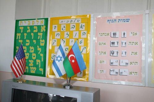 Еврейская школа в Азербайджане