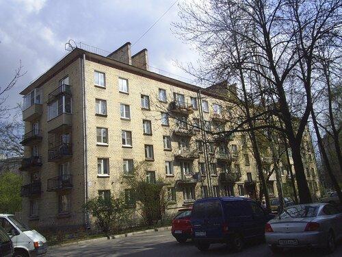 Варшавская ул. 60