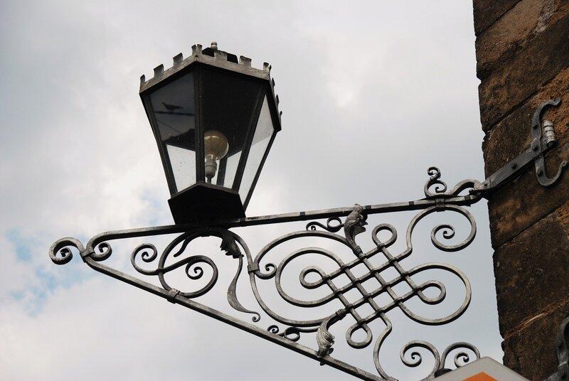 На улицах Линц-на-Рейне