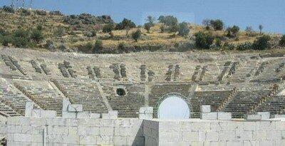 Бодрум Античный театр