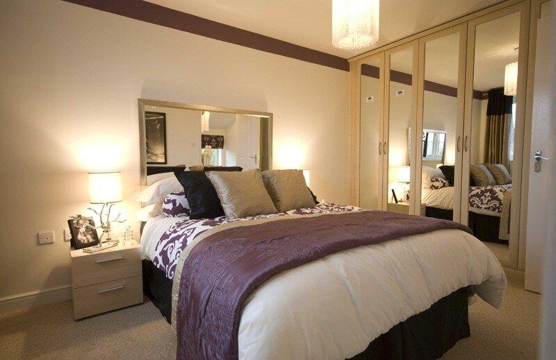 Простые дизайны спальни фото