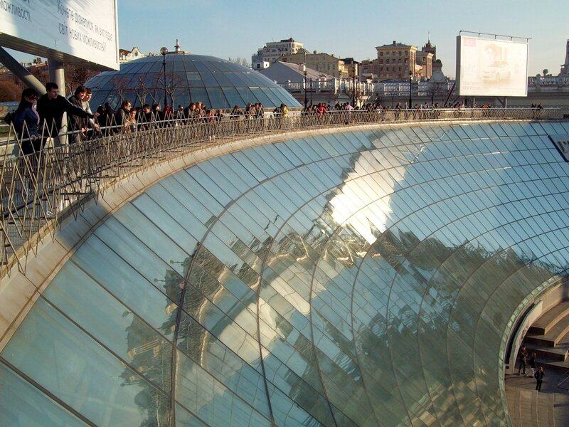 Обзорная галерея на Глобусе