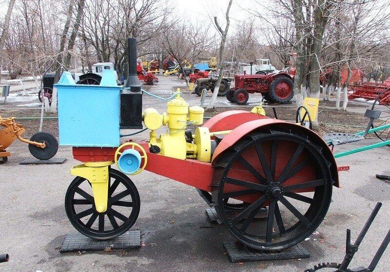 трактор-карлик