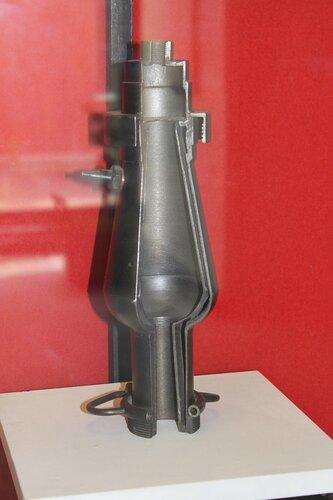 Жидкостный ракетный двигатель 10