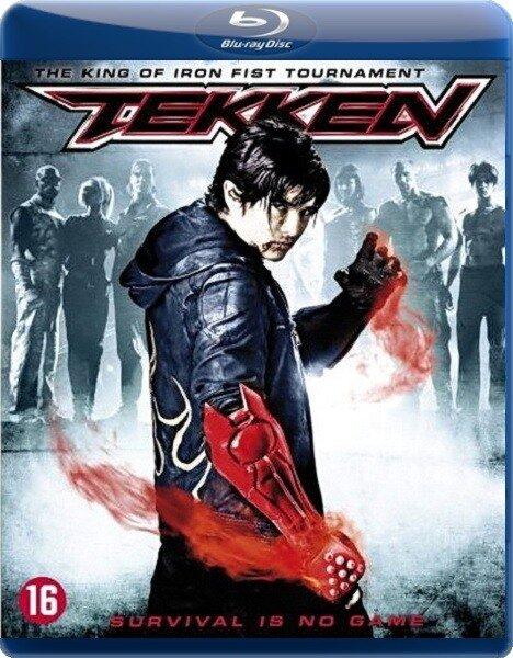 Теккен / Tekken (2010) BDRip 720p