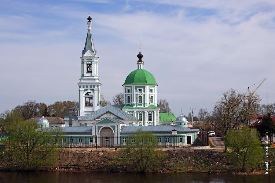 Церковь Великомученицы Екатерины Свято-Екатерининского женского монастыря