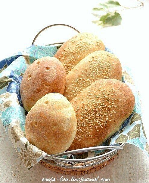 картофельные булочки
