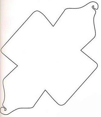 Упаковка с пасхальной символикой