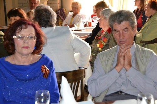 Лидия Колесникова с мужем