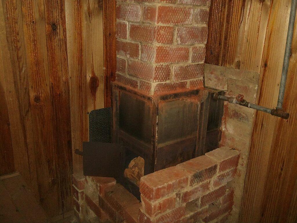 Строим печь в бане своими руками 119
