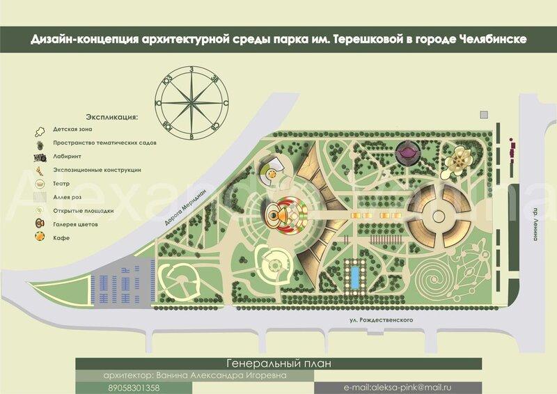 Детский парк ЧТЗ chelchel ru Но