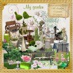«Скрап -набор Мой сад» 0_5e0d9_21633dea_S
