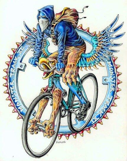 велокурьеры нью йорк