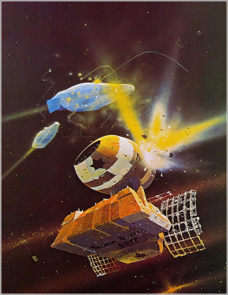 Крис Фосс. 0uro   chris   foss sub space explorers.jpg