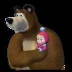 Маша и медведь 15