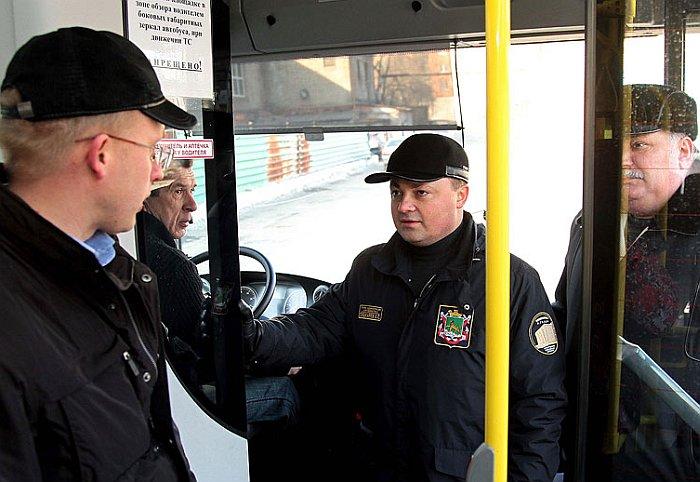 В новых автобусах Владивостока установлен беспроводной Интернет