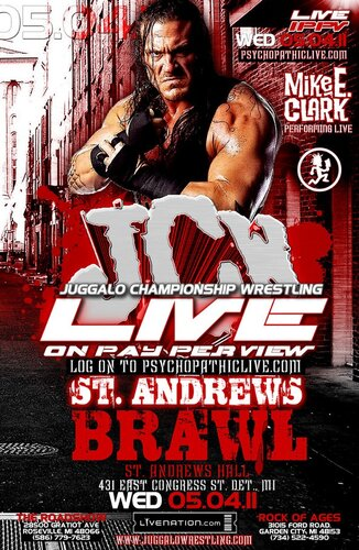 Post image of JCW: St. Andrews Brawl