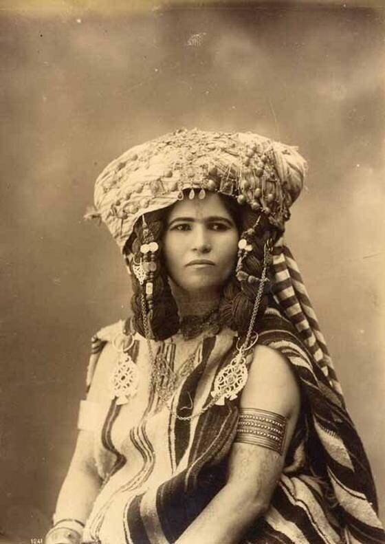 north-africa-women