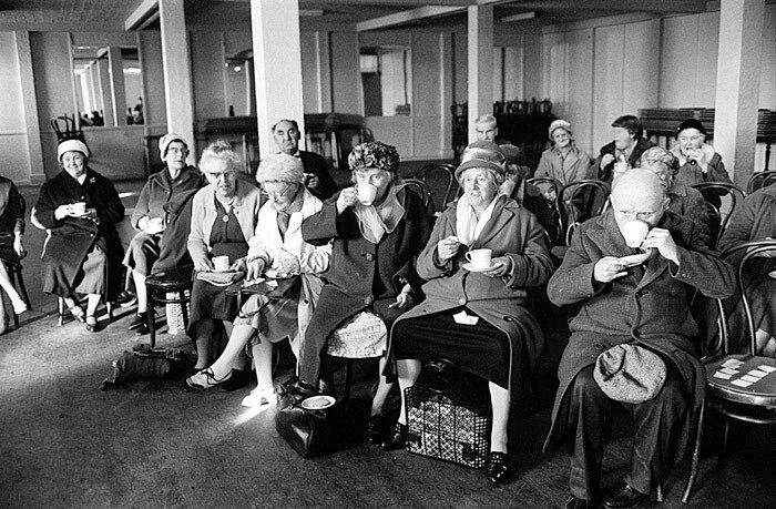 Senior Citizens Club Fitzroy Council 1969