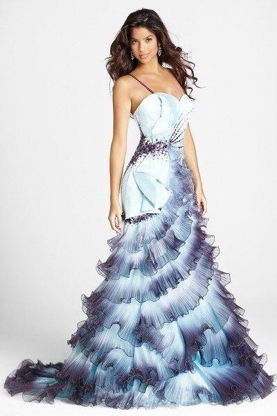 Выпускные платья Pearl by Blush 2011.