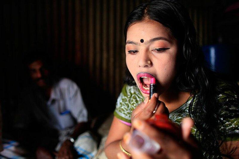 Жизнь малолетних проституток в Бангладеше ...