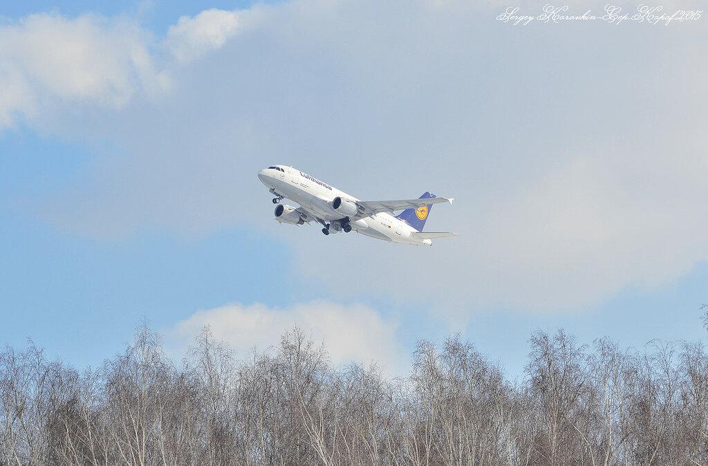 Airbus A319-114 Lufthansa D-AILY