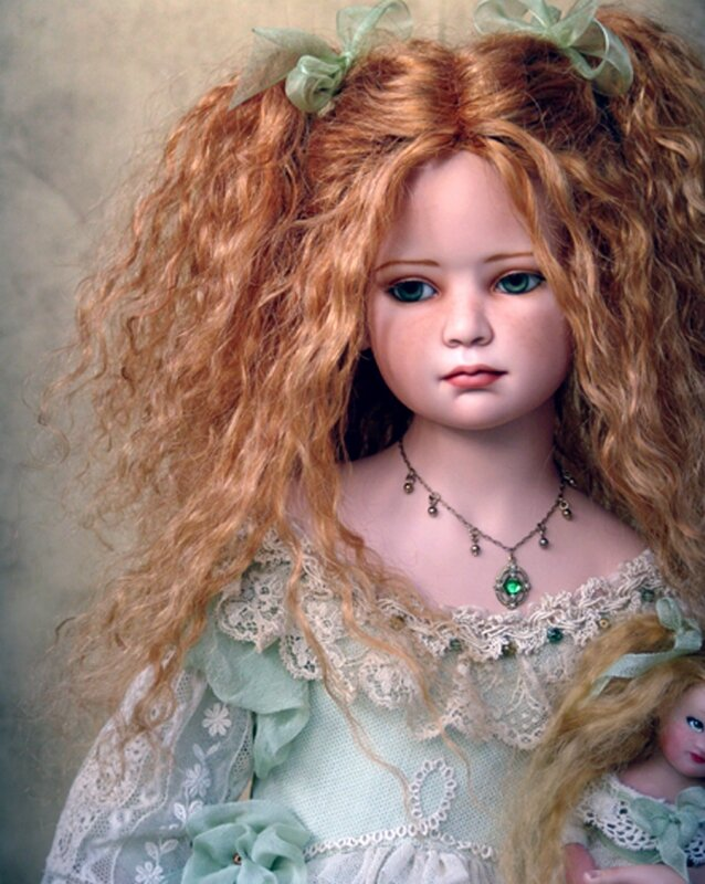Картинки авторская кукла
