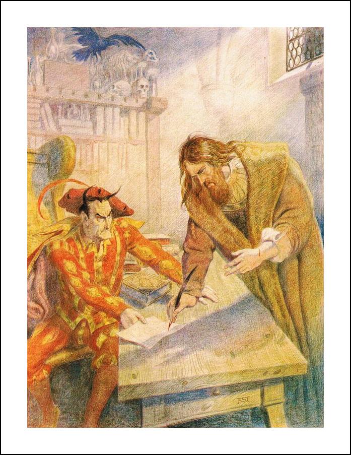 Faust, Franz Stassen