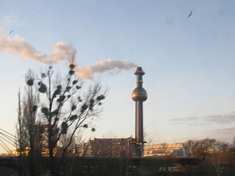 Spittelau waste incineration plant, Vienna