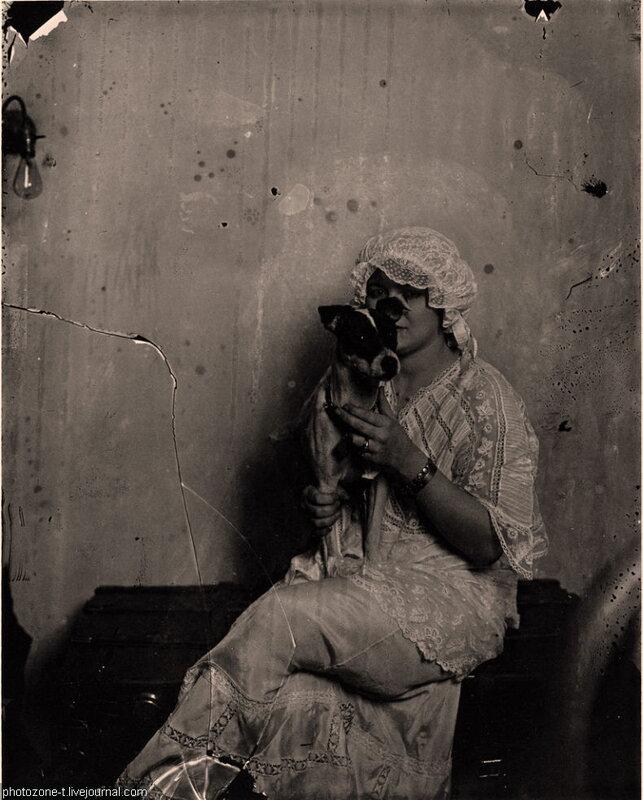 Фотографии проституток из Нового Орлеана, начала ХХ века, американского фотографа Эрнеста Беллока (Ernest Bellocq)
