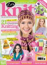 Журнал Let's Knit Issue 88
