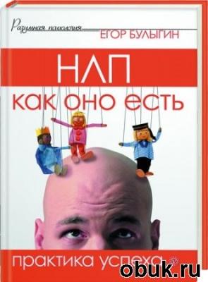 Книга Егор Булыгин. НЛП как оно есть. Практика успеха
