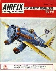 Журнал Airfix Magazine 1970-03