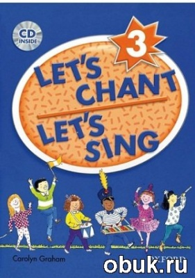 Книга Let's Chant, Let's Sing 3 (2004/DVDRip)