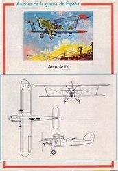 Журнал Flaps Especial - Aviones de la Guerra de Espana