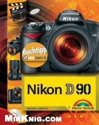 Книга Nikon D90