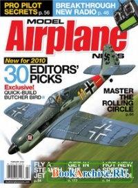Журнал Model Airplane News - February 2010