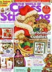 Журнал The world of cross stitching № 117