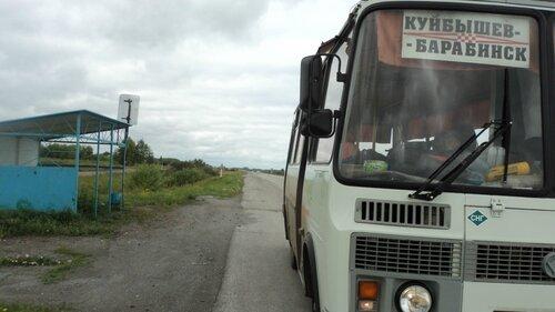 автобус 172 на газовиков
