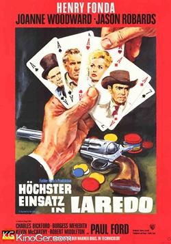 Höchster Einsatz in Laredo (1966)