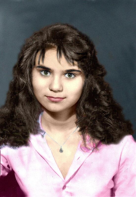Олия (старое фото)