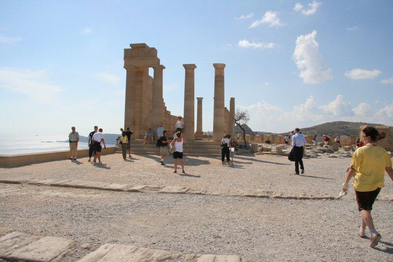 Храм Афины Линдийской