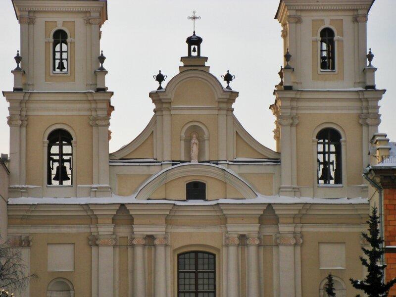 Костел Пресвятой Девы Марии