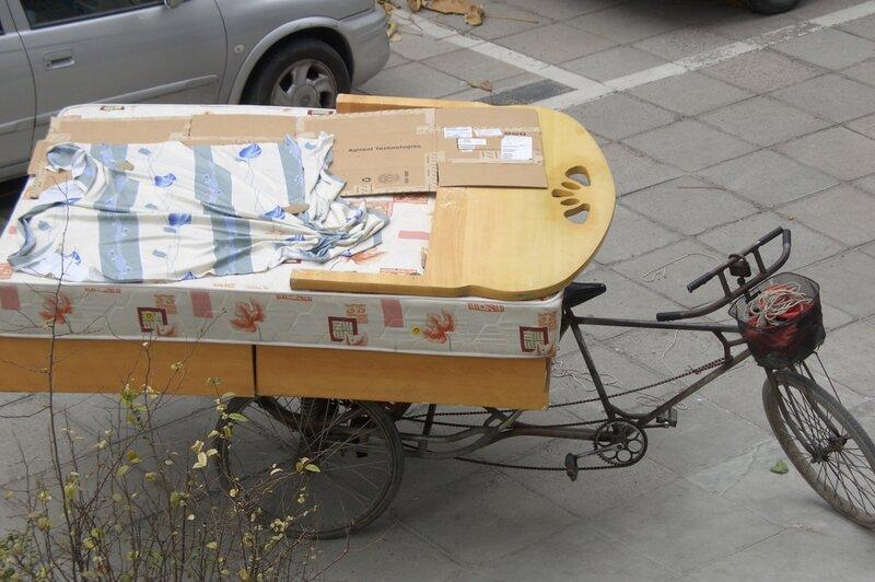 Велосипеды, Пекин