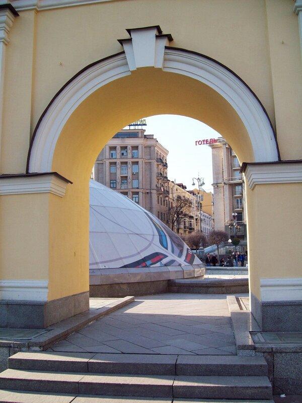 Арка Лядских ворот