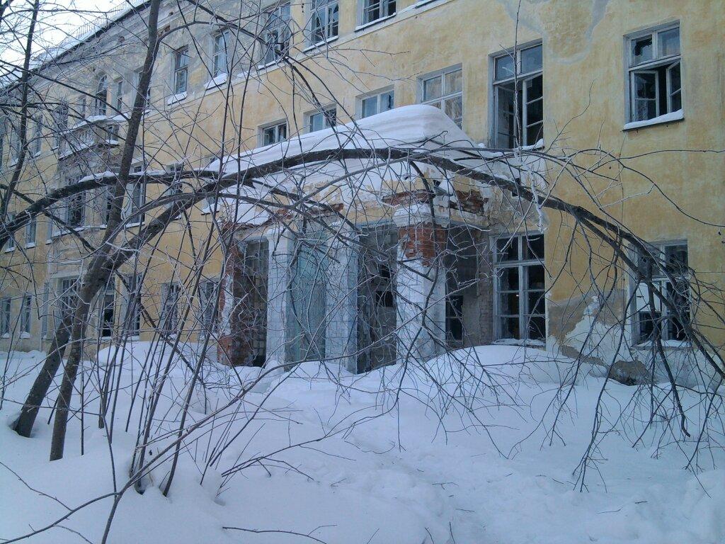 Детская городская клиническая инфекционная больница г