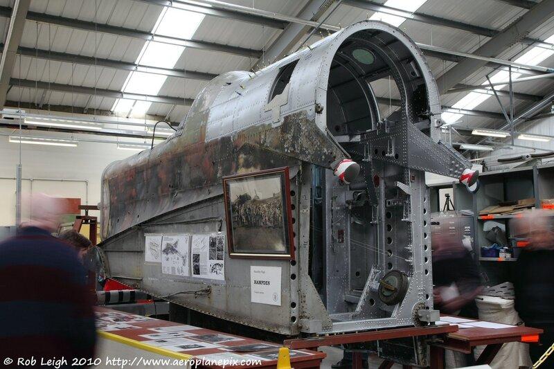 Handley Page Hampden TB.1 P1344