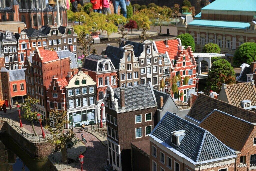 Голландия, Мадюродам в Гааге